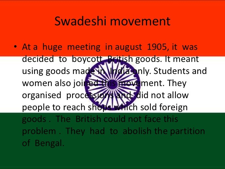 Swadeshi Movement 1905 on Cubicle Desk Ideas