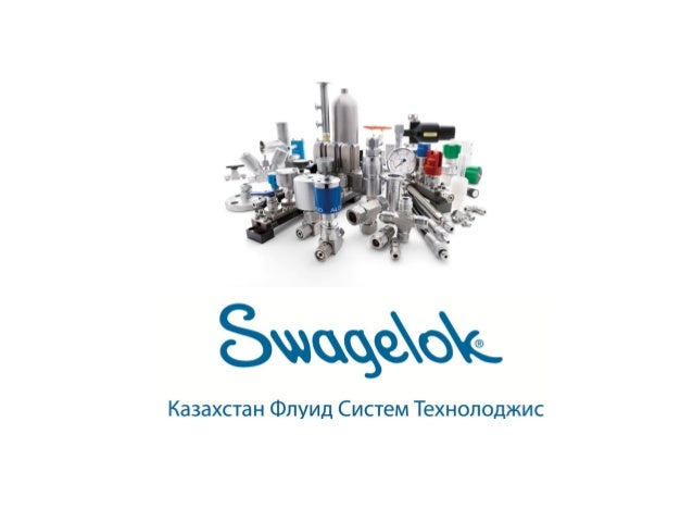 Swagelok Kazakhstan presentation