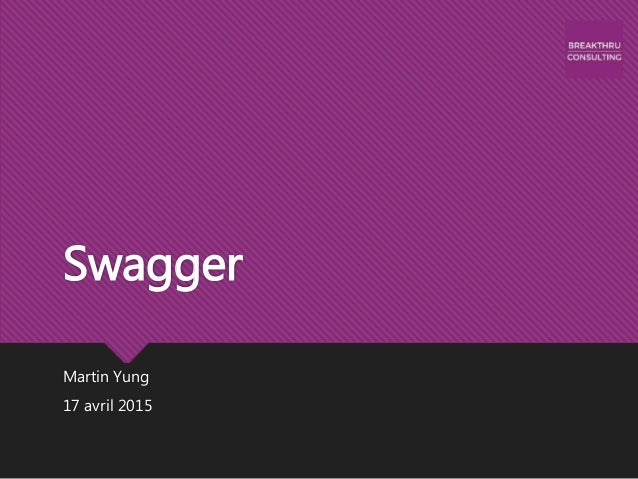 Swagger Martin Yung 17 avril 2015