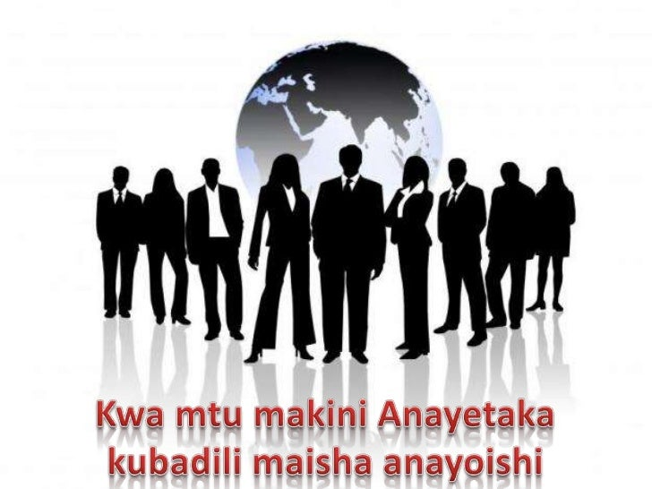 Karibu kwenye video presentation• Hizi ni dakika 20 muhimu ulizowahi  kukaa kwenye internet• Itakuwa na madhara juu ya mai...