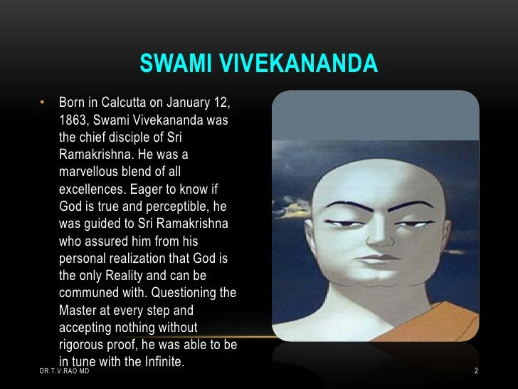 a short essay on swami vivekananda A classically researched essay on swami vivekananda by hiteshp_63 in topics  art & design, india, and swami vivekananda.