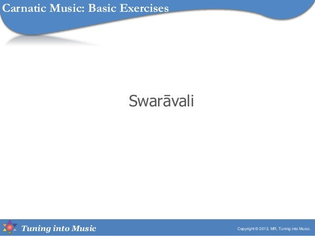 carnatic music theory i
