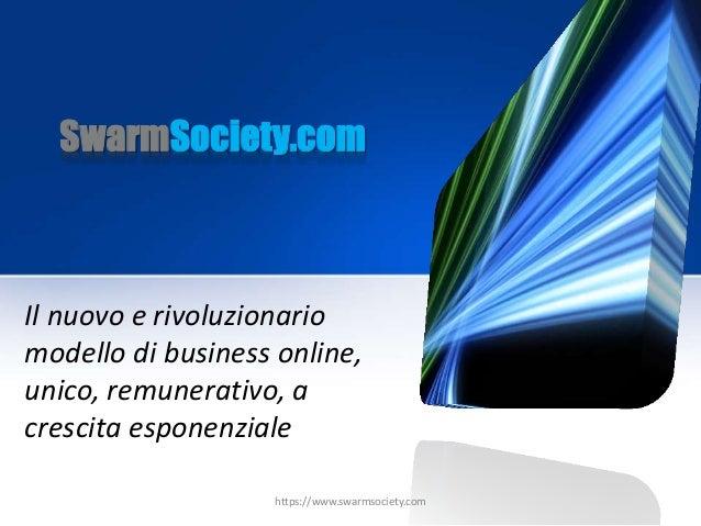 Swarm Society Promotion