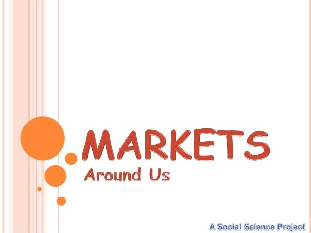 A market is one of many varieties of systems, institutions, procedures, social relations and infrastructures whereby parti...