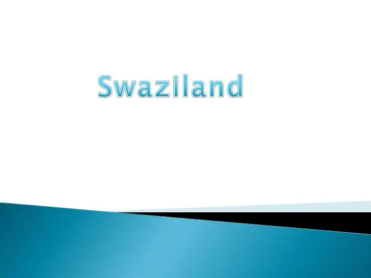 Swaziland<br />