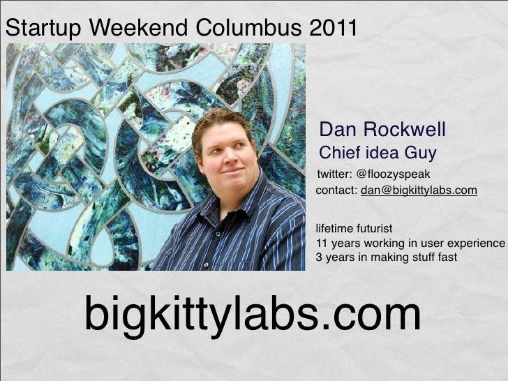 Protobaking by Dan Rockwell
