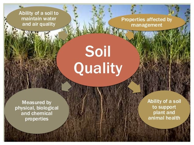 Swcs powerpoint for Characteristics of soil