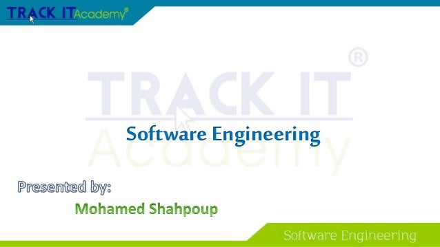 Greate Introduction to Software Engineering @ Track IT Academy