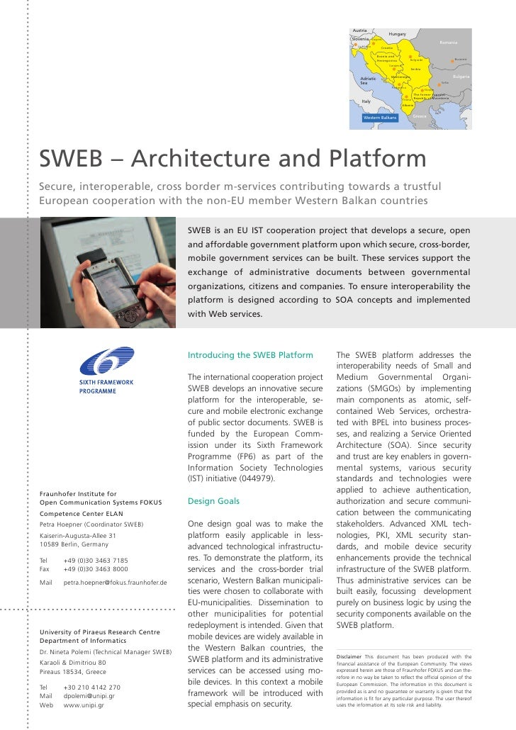 Swebarchitecturefinal