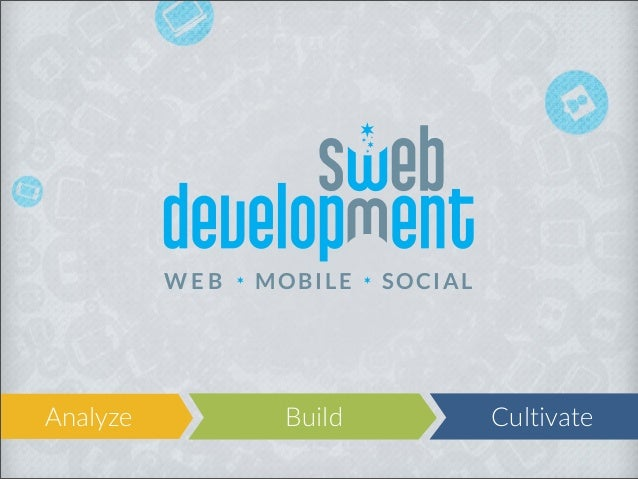 Sweb Development Digital Capabilities