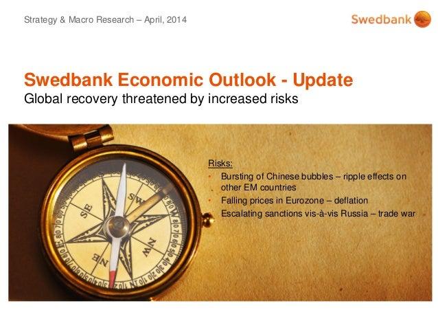 Swedbank economic outlook update, april 2014