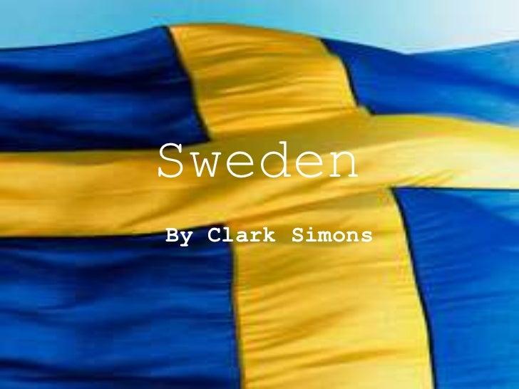 SwedenBy Clark Simons