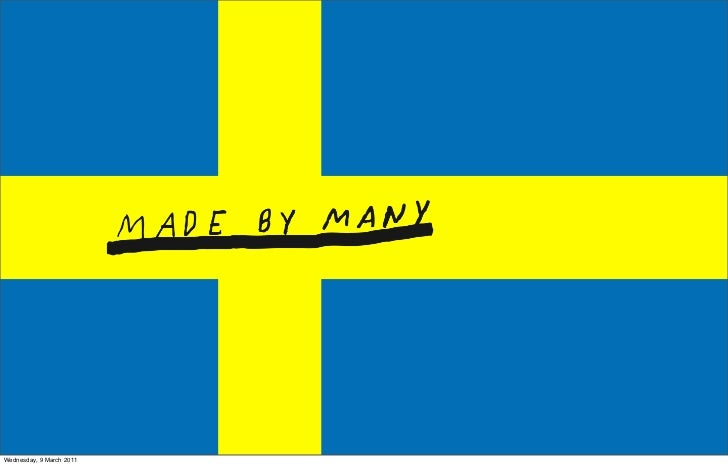 Made by Many Sweden