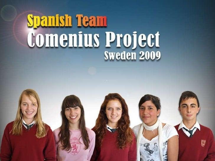 Swedish Conference Spain Presentation