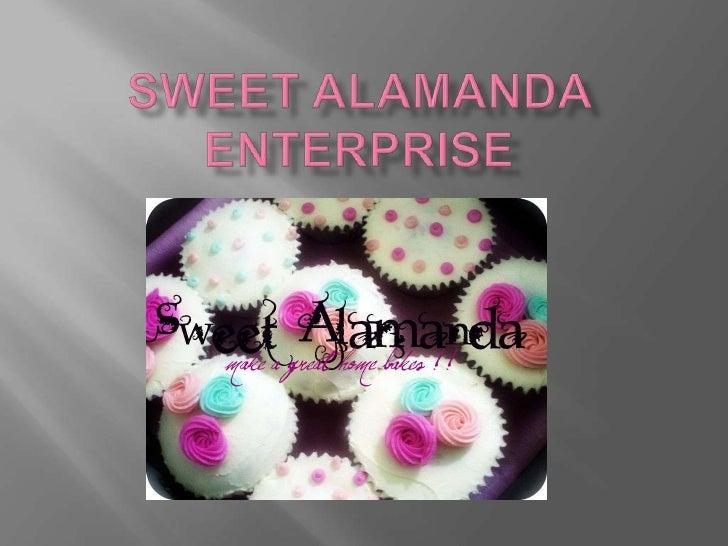 Sweet Alamanda Enterprise