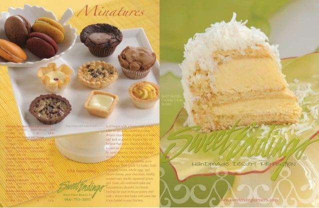 Sweet Endings Desserts