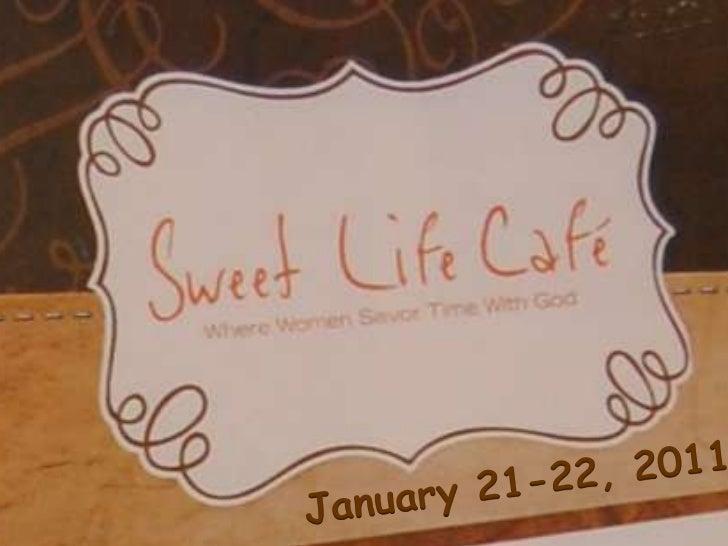 January 21-22, 2011<br />