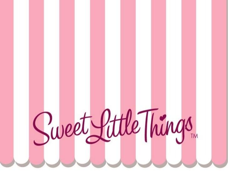 Sweet Little Things Portfolio