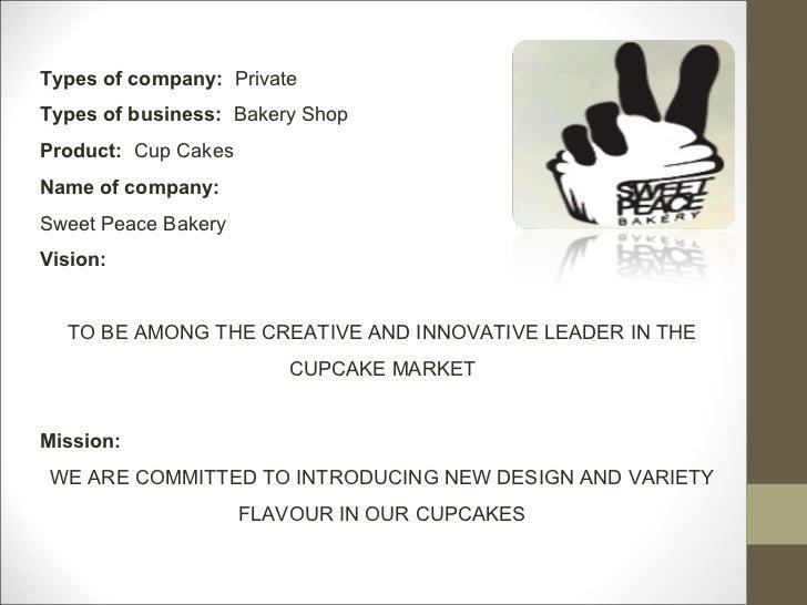 Cupcake business plan pdf