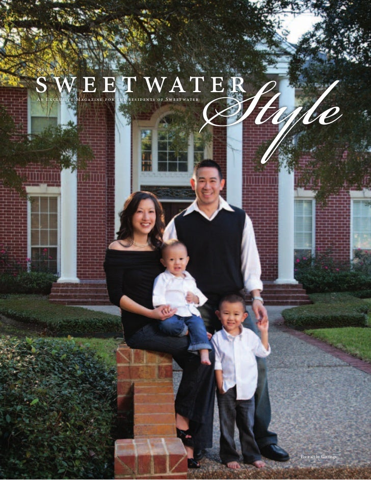 Sweetwater Style March Issue