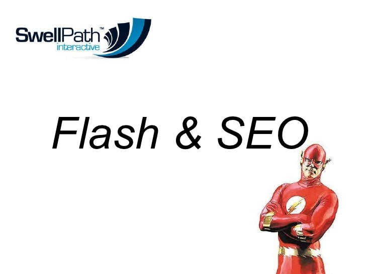 Flash & SEO