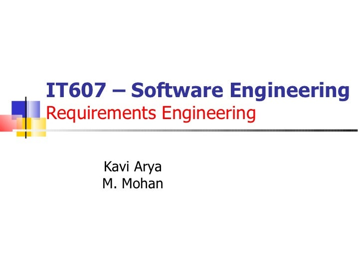 Sw engg l4_requirements_case_study