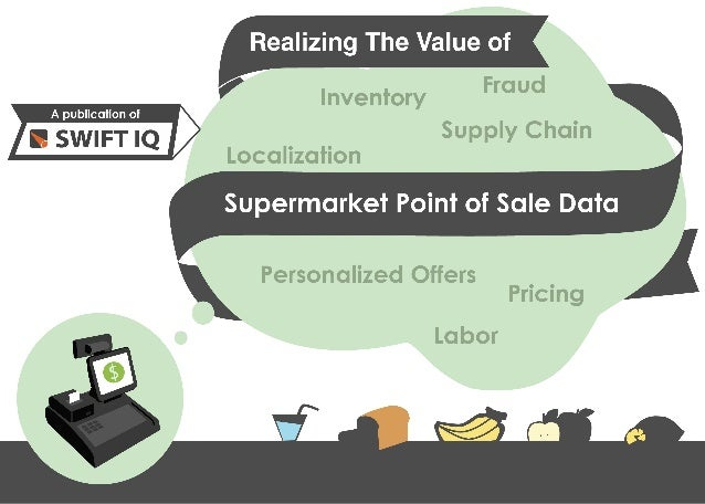 Realizing the Value of Supermarket POS Data