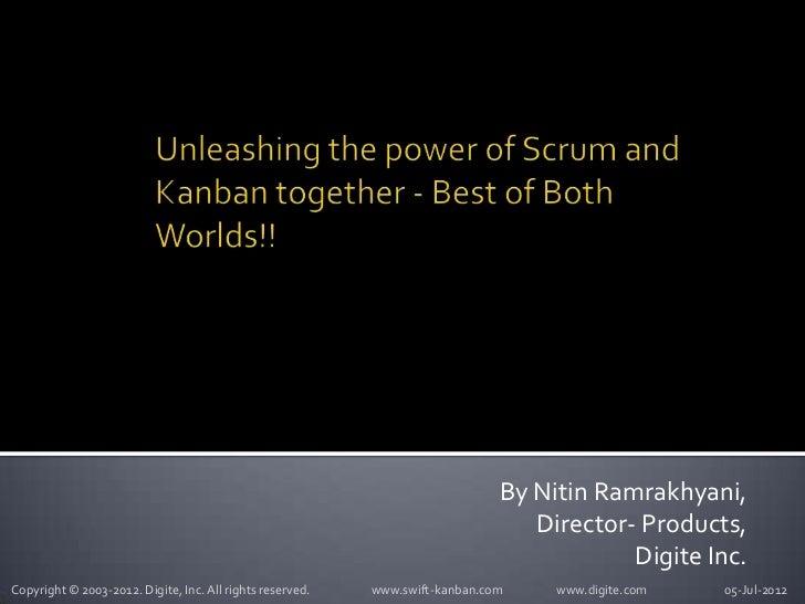 By Nitin Ramrakhyani,                                                                                 Director- Products, ...