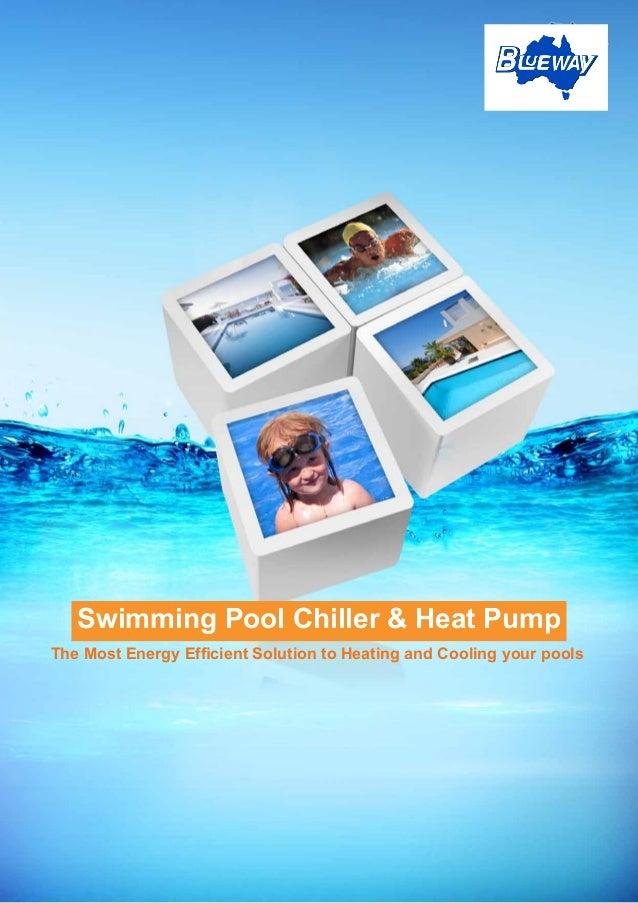 Swimming pool heat pump brochure blueway - Most energy efficient swimming pool pump ...