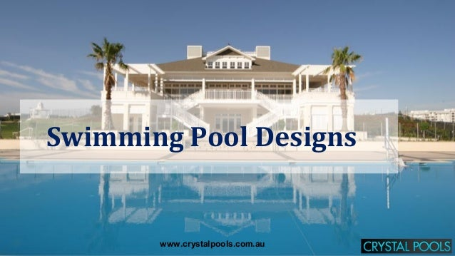 Swimming pools designs by crystal pools for Pool design app free