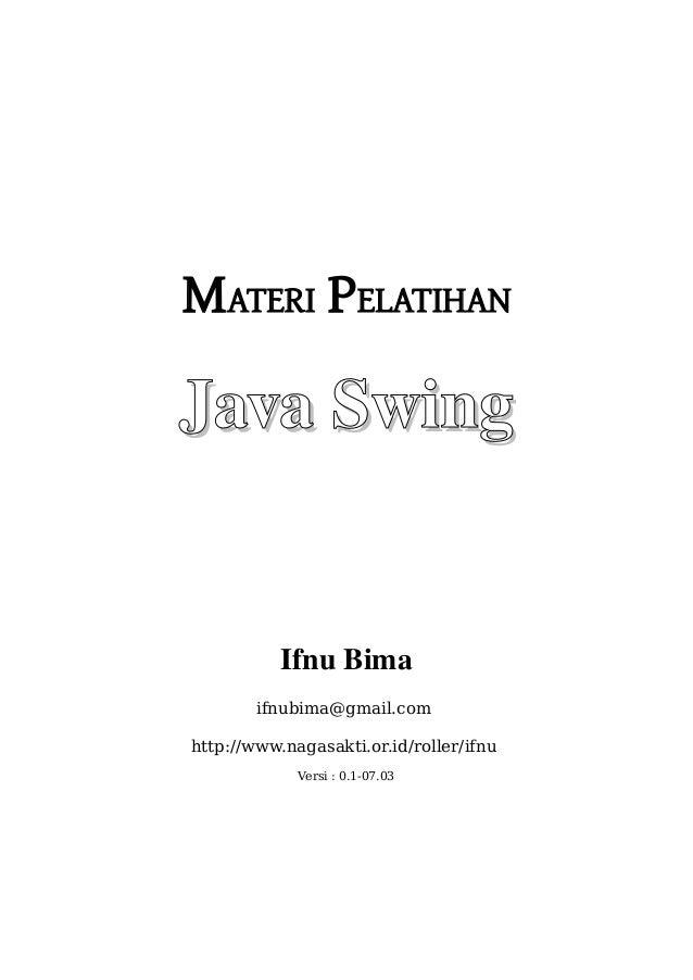 Swing excerpt