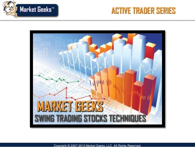 Swing trading stocks techniques video