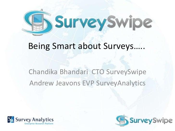 SurveySwipe
