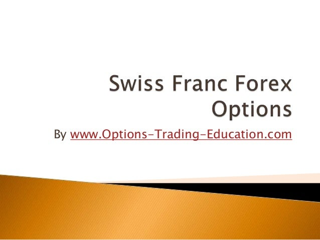 Swiss bank binary options