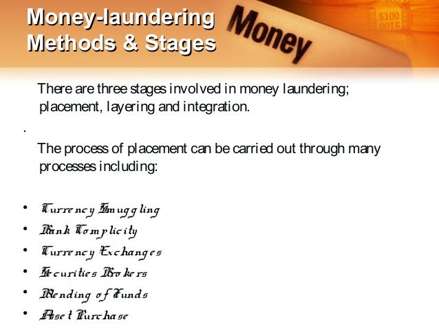 money laundering thesis proposal