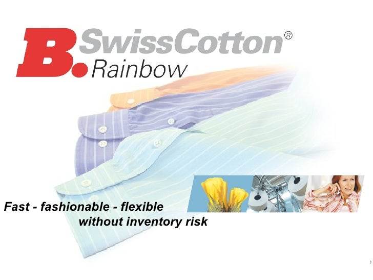Fast – flexible – fashionable without inventory risk Schnell – flexibel – modisch ohne Lagerrisiko   Fast - fashionable - ...