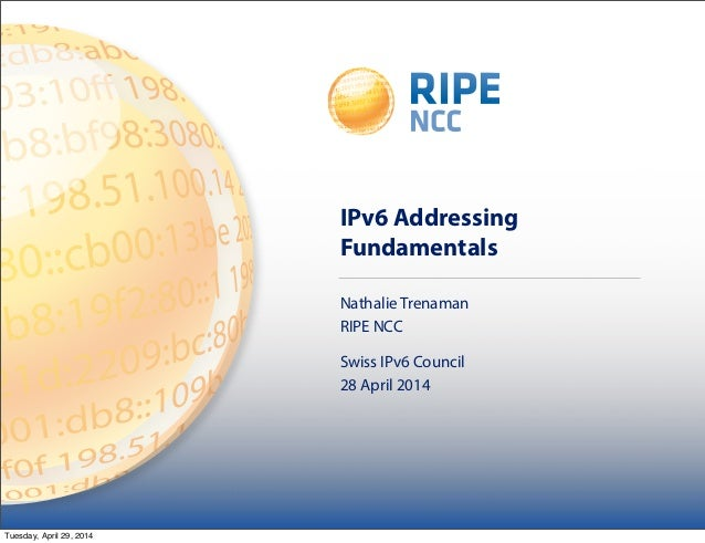 IPv6 Addressing Fundamentals