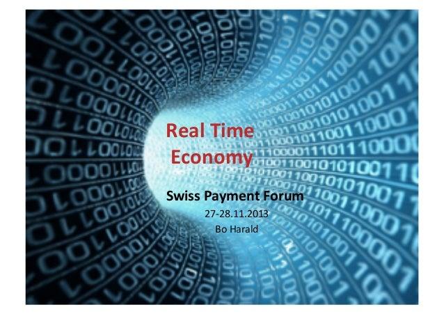 Swiss payment forum