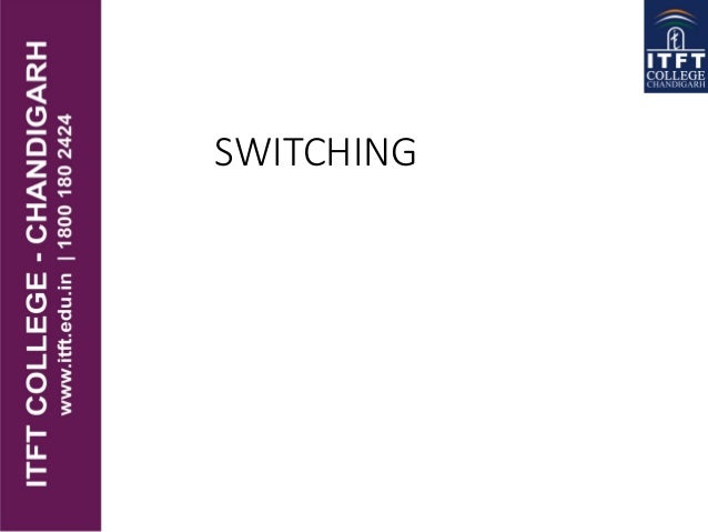 ITFT_Switching