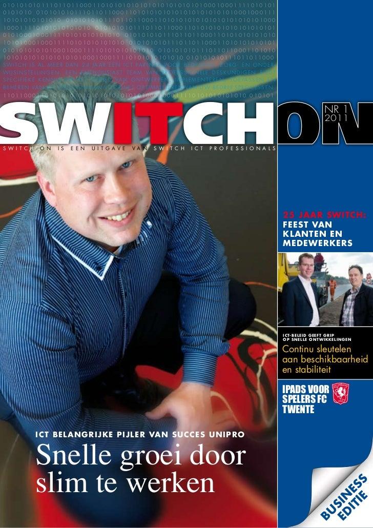SwitchON Business Mei 2011