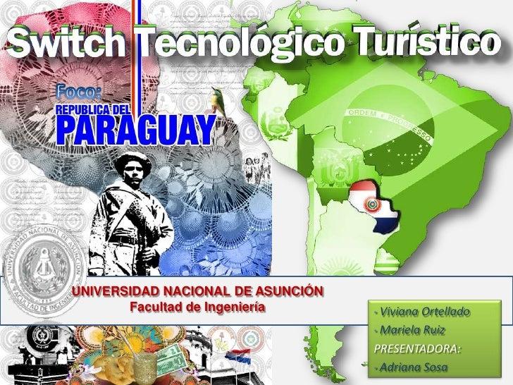 Switch tecnológico Turístico