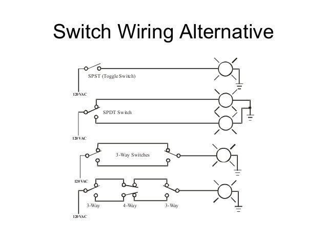 switch wiring alternative