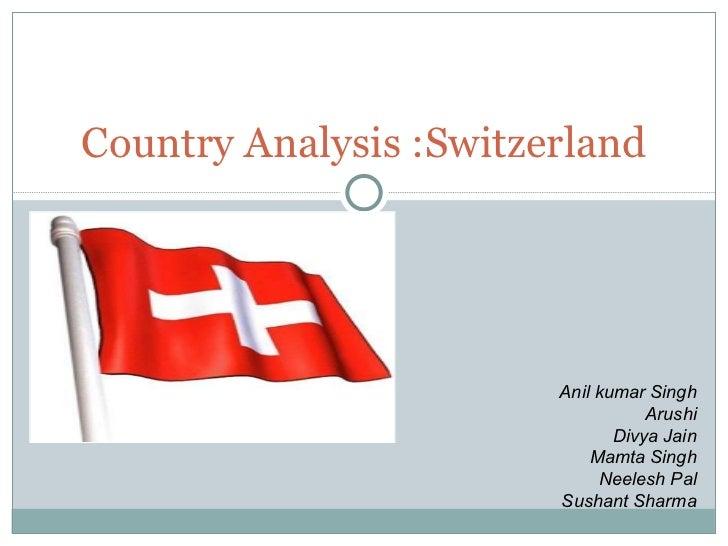 Switzerland Analysis