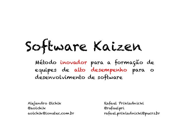 Sw kaizen apresentacao agile day 2012 v0.1.pptx