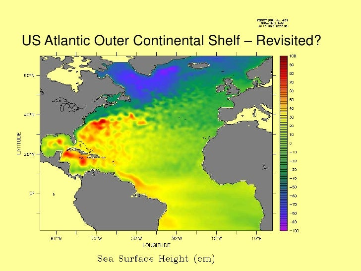 US Atlantic Outer Continental Shelf – Revisited?<br />
