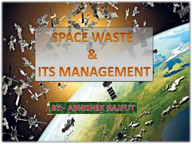 Space Waste Management