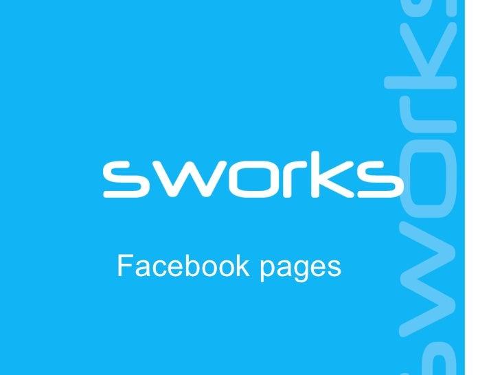 Sworks facebook