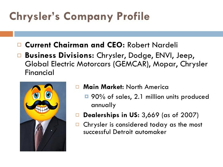 chrysler swot analysis Fca us llc - strategic swot analysis review provides a comprehensive insight into the company's history, corporate strategy, business structure and operations.