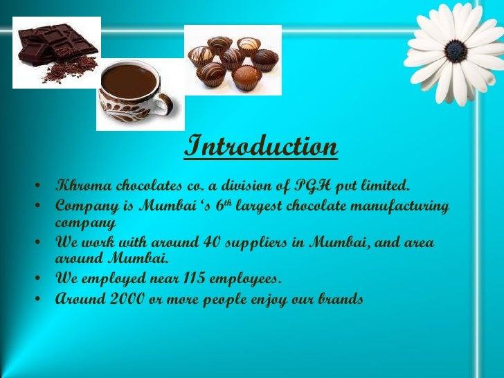 swot analysis of mars chocolate