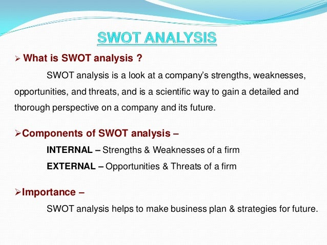 gambling swot analysis This assessment will attempt to show the steep analysis of the current gambling tourism then it will look into a possible three scenarios with.